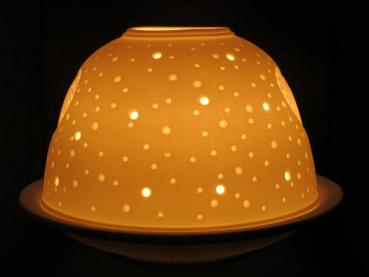 Starlight Windlicht Dome Light Herz
