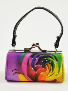 MiniBag Colour your life, Bunte Rose, 13440