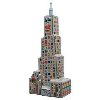 Empire State of Mind, James Rizzi