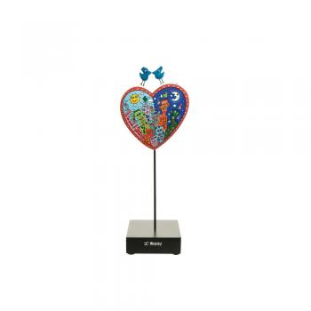 Love in the Heart of City, Figur, James Rizzi