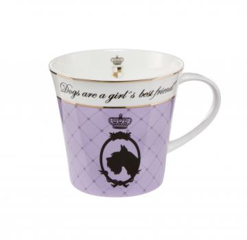 Girls Best Friend, Coffee-/Tea Mug, Tasse, Chateau