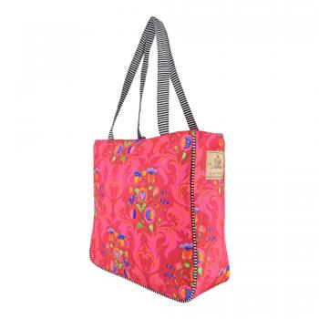 Shopper Happy Curly Fuchsia, Happiness 1500SH045