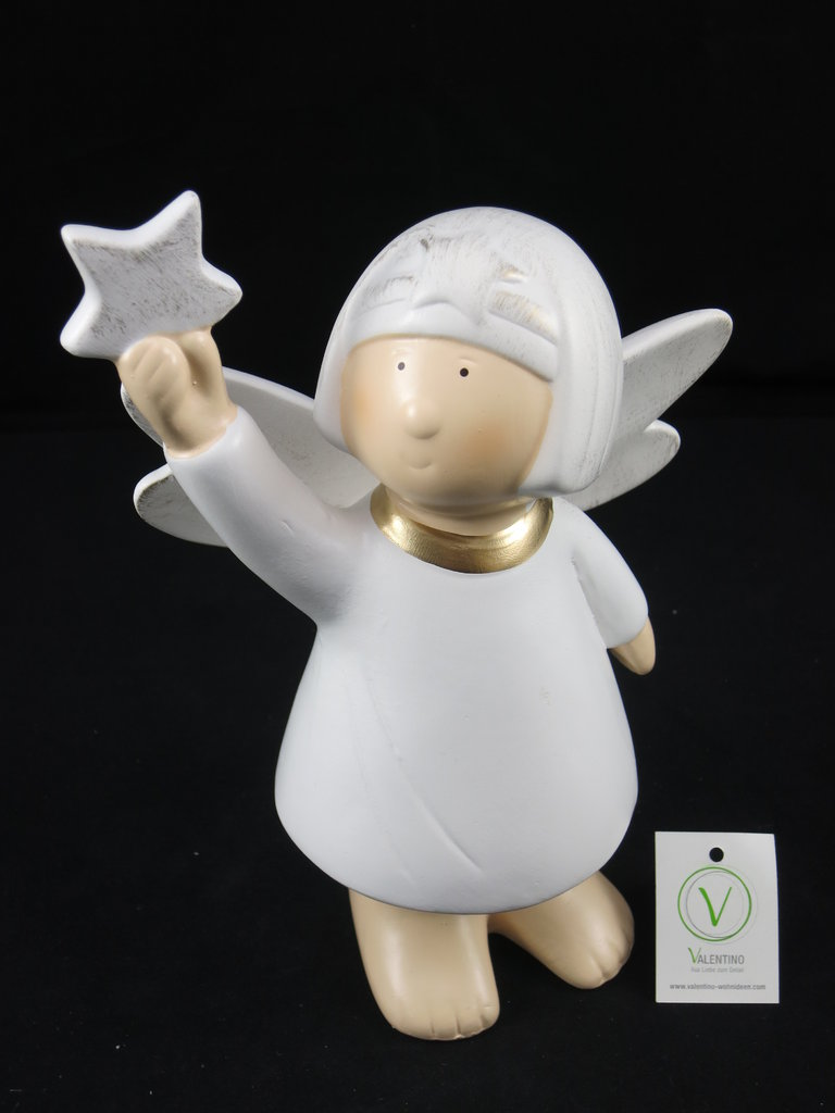 Engel holly stern 20 cm valentino wohnideen weihnachten - Valentino wohnideen ...