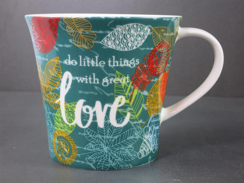 Love, Coffee-/Tea Mug, Kaffeetasse, Goebel Porzellan