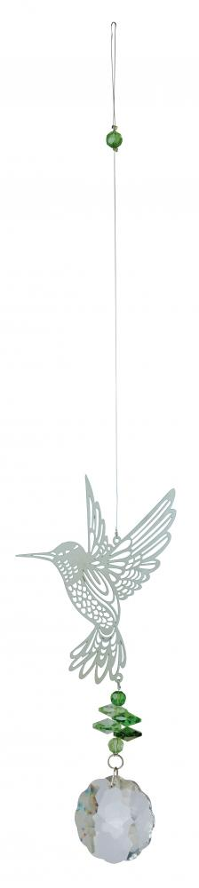 Magic Kristall Windspiel Kolibri, Länge 41 cm, Wagner Life Design
